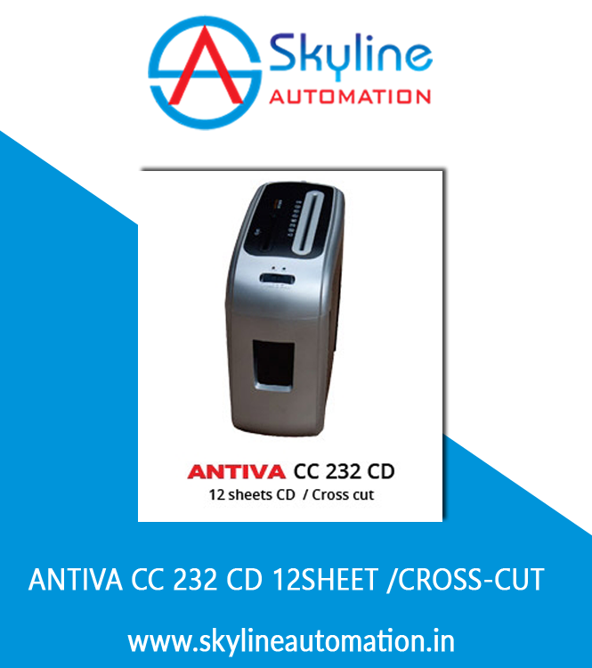 Antiva CC 232 CD 12sheet Cross-cut