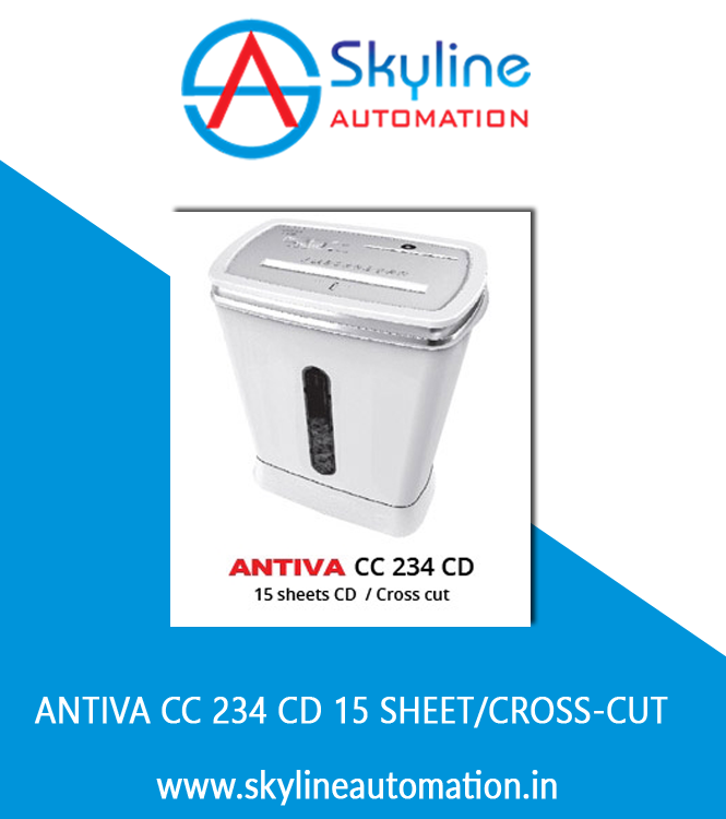 Antiva CC 234 CD 15 Sheet Cross-cut