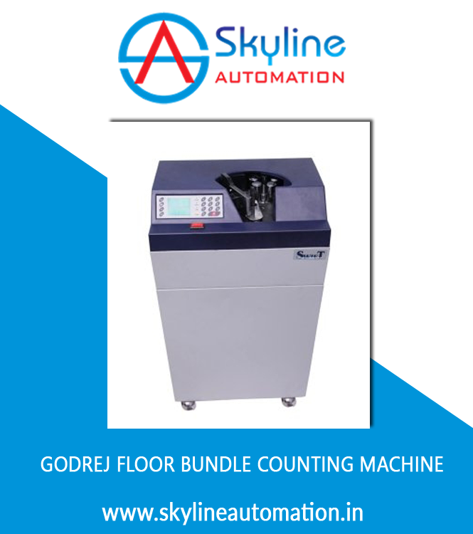 Godrej Floor Bundle Counting Machine