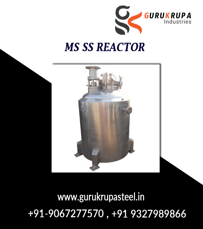 MS SS Reactor