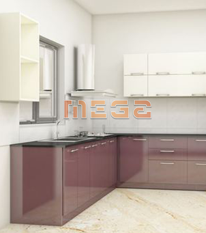 Kitchen Furniture Multicolor Kitchen Furniture In Ahmedabad India