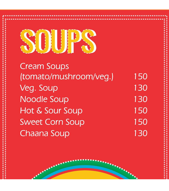 Soups - Dhaba Kulture