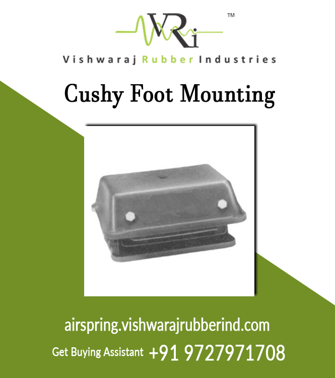 Cushy Foot Mounting