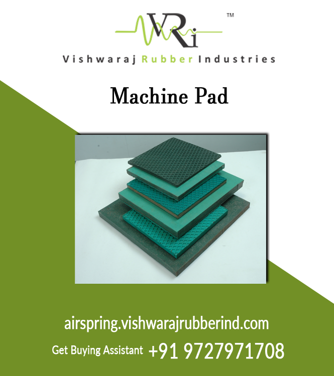 Machine Pad