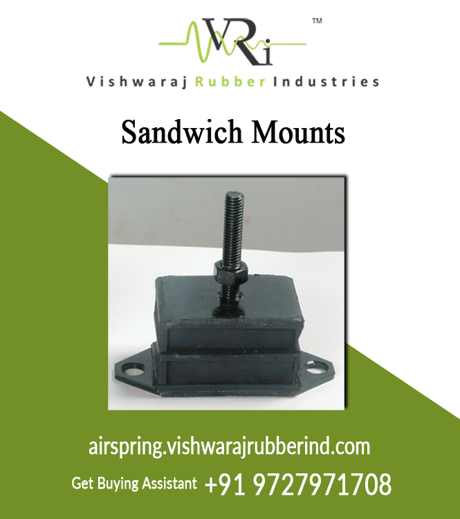 Sandwich Mounts