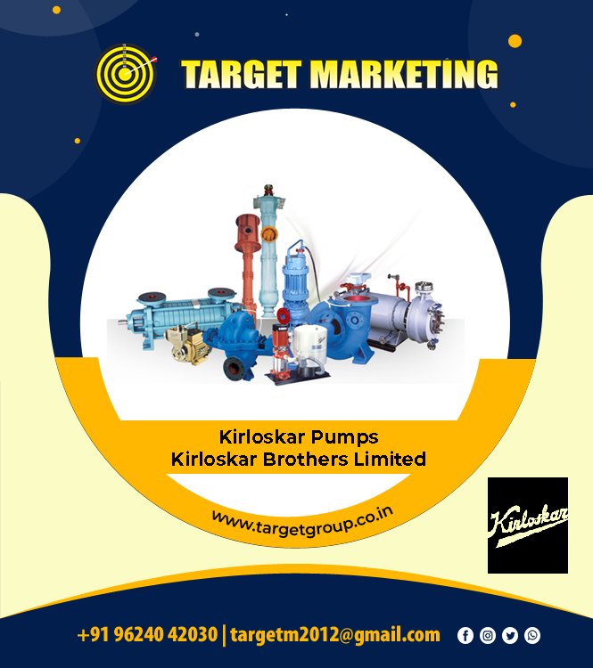 Kirloskar Pumps