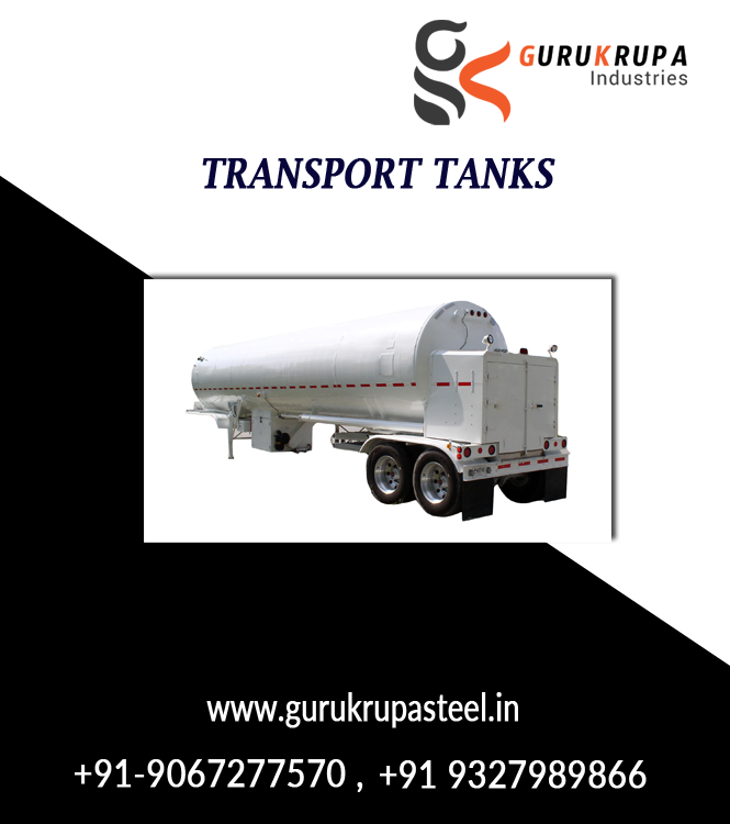 Transport Tanks