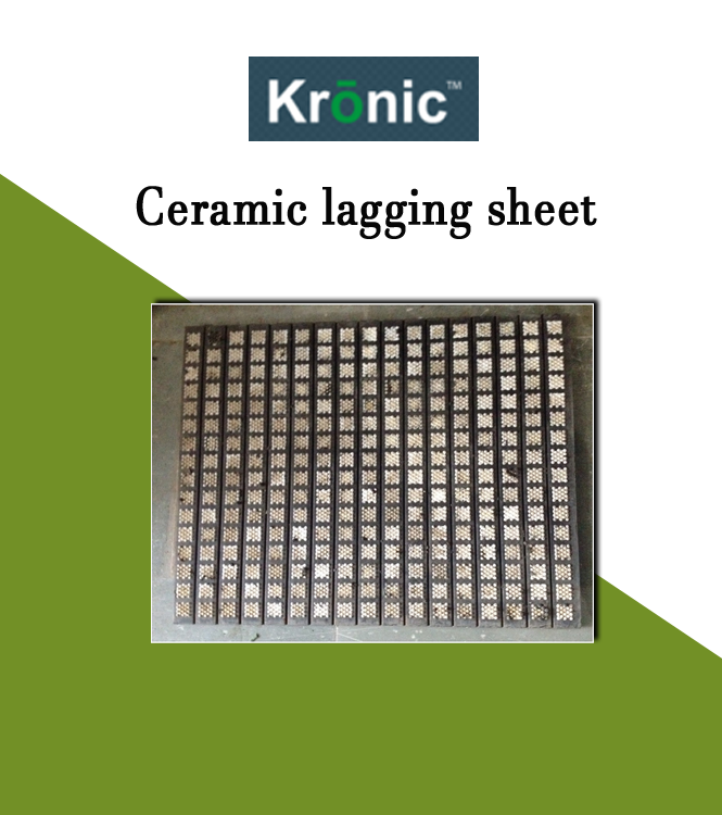 Ceramic Lagging Sheet