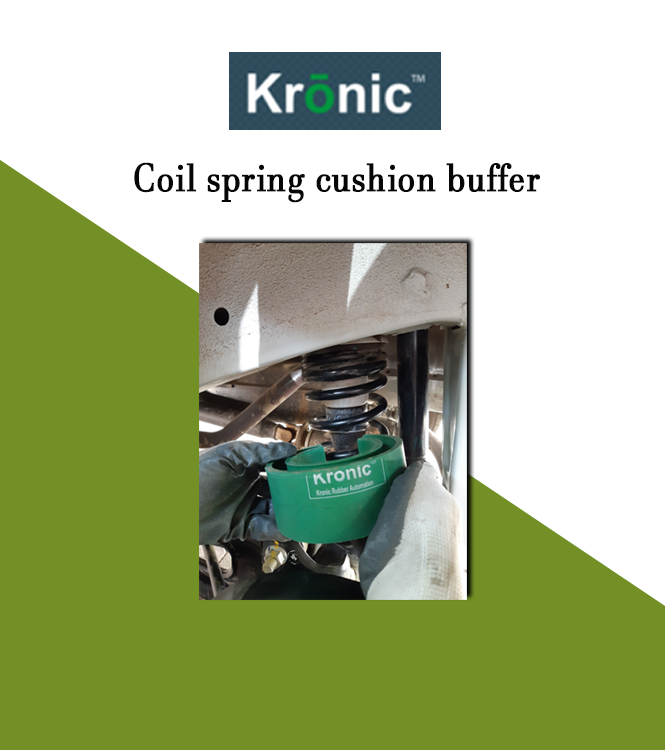 Coil Spring Cushion Buffer