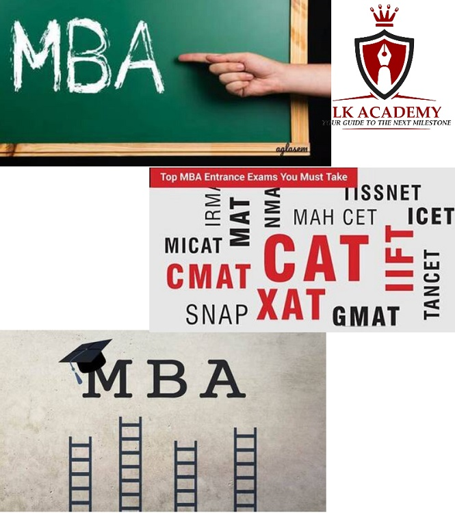 MBA ENTRANCE TEST