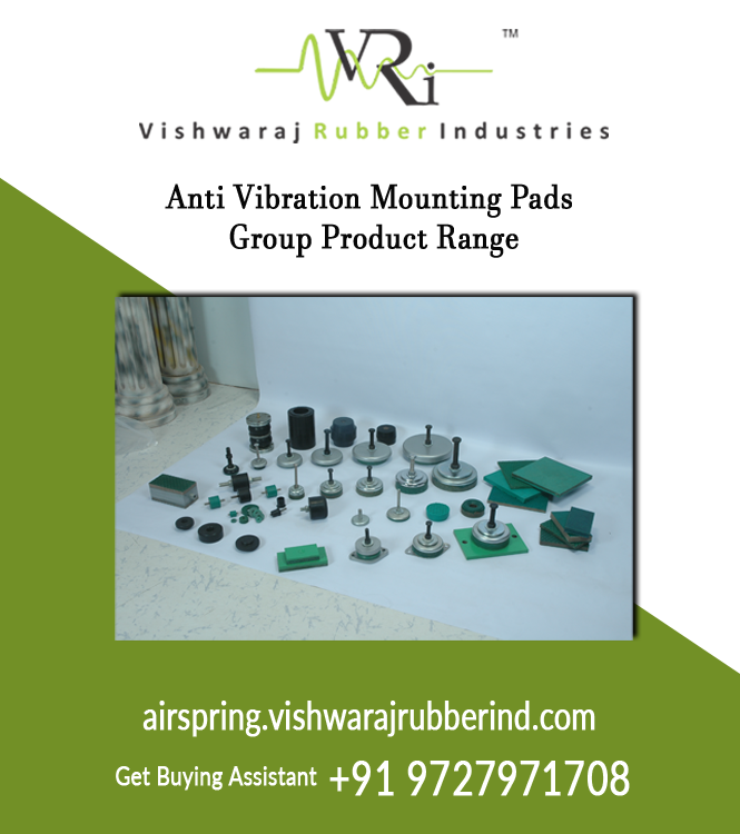 Anti Vibration Mounting Pads