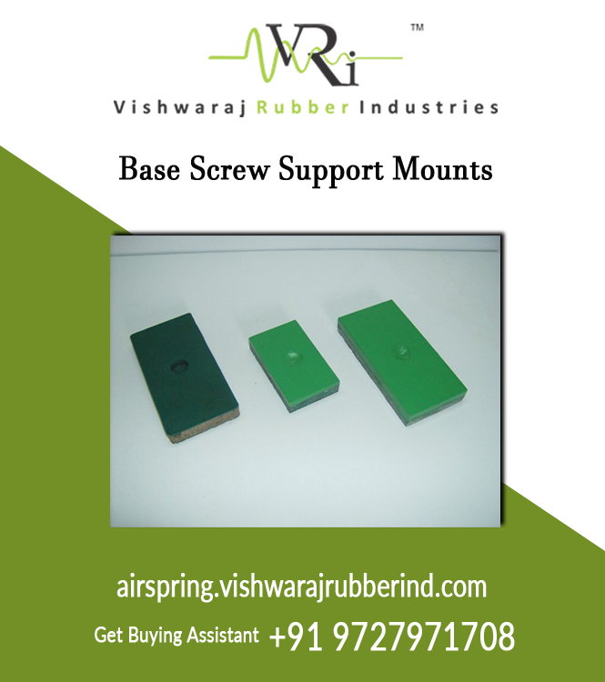 Base Screw Support Mounts