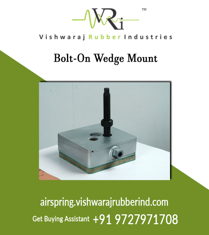 Bolt On Wedge Mount