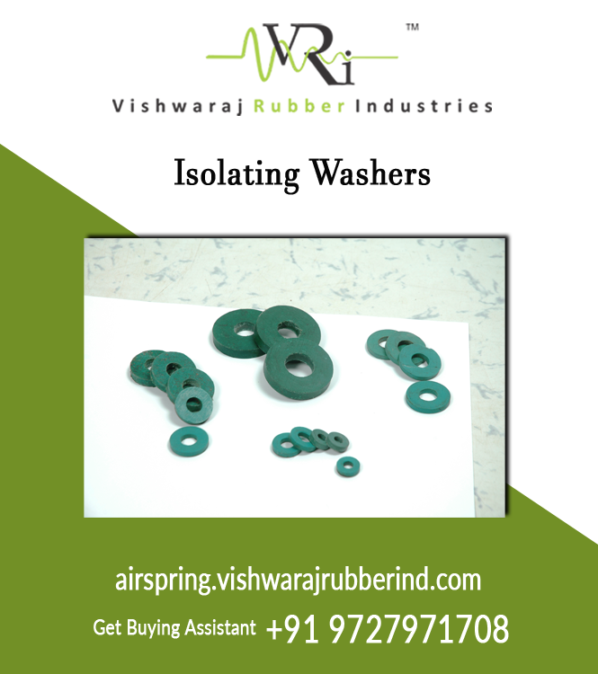 Isolating Washers