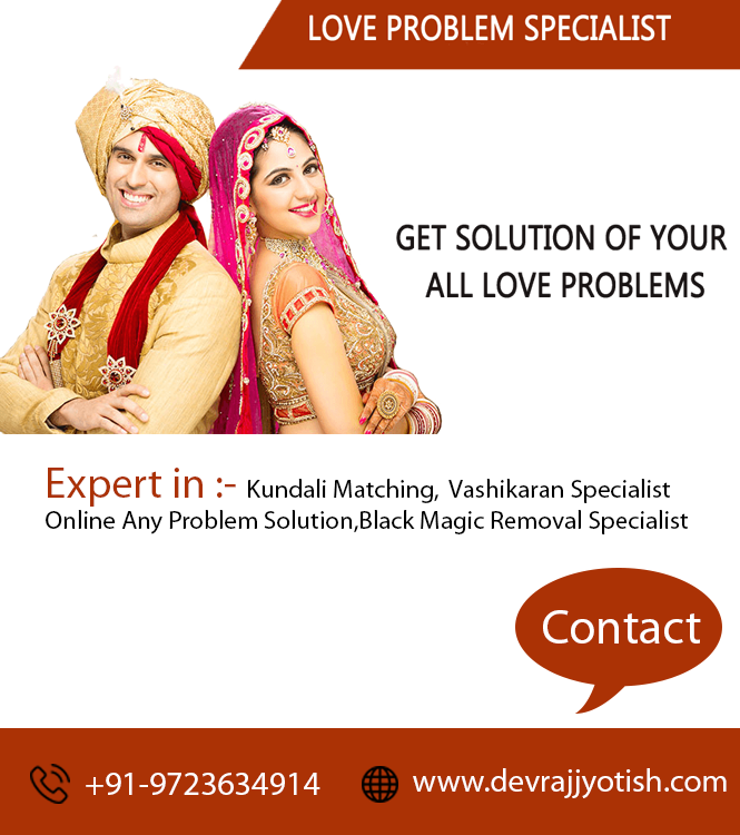 LOVE PROBLEM SPECIALIST