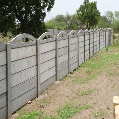 Compound Wall Residential Societies